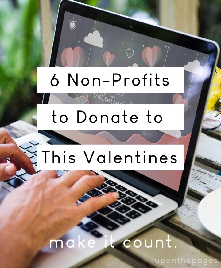 6 Non-Profits to Donate to This Valentine's Day