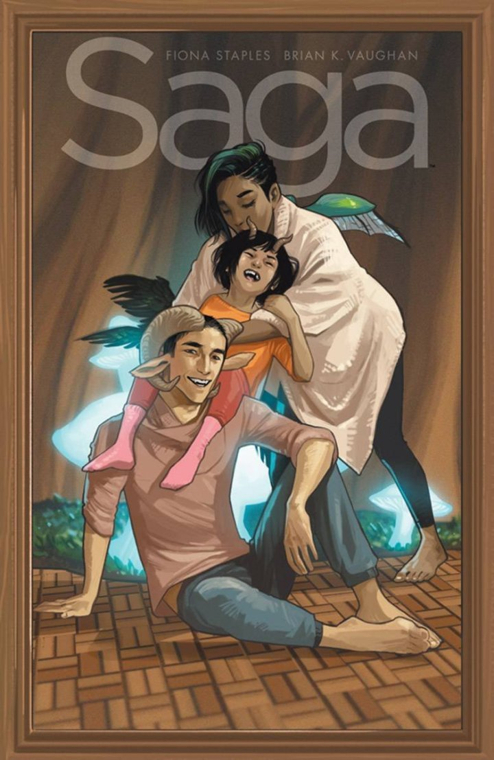 Saga Vol. 9 [MINI REVIEW]