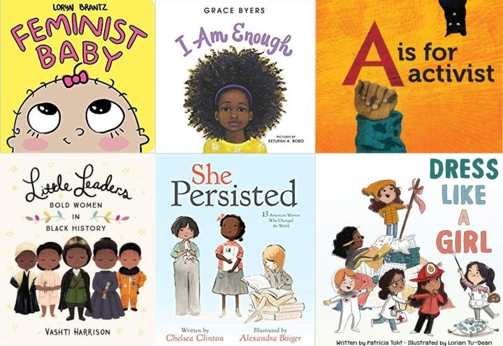 6 Feminist Children Books to Educate Your LittleOne