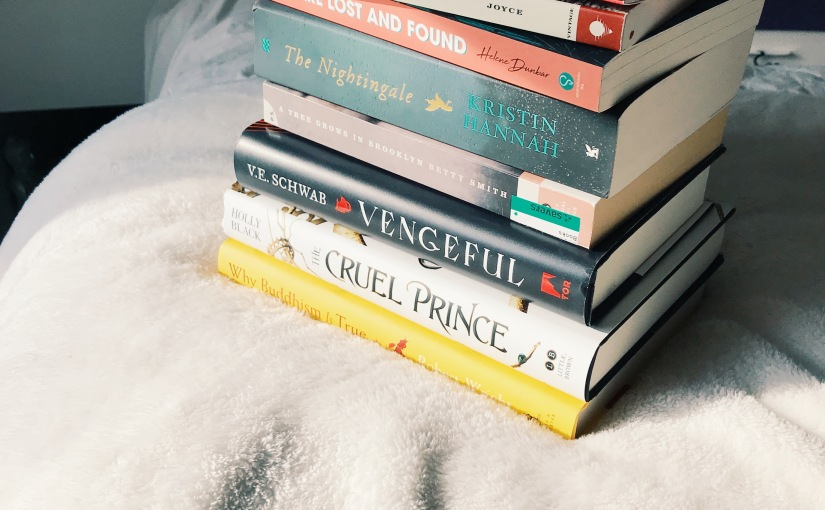 April Book Haul (2019)