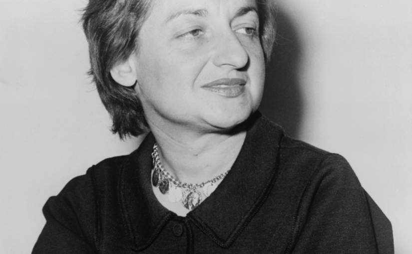 Feminist Friday ↠ On Betty Friedan
