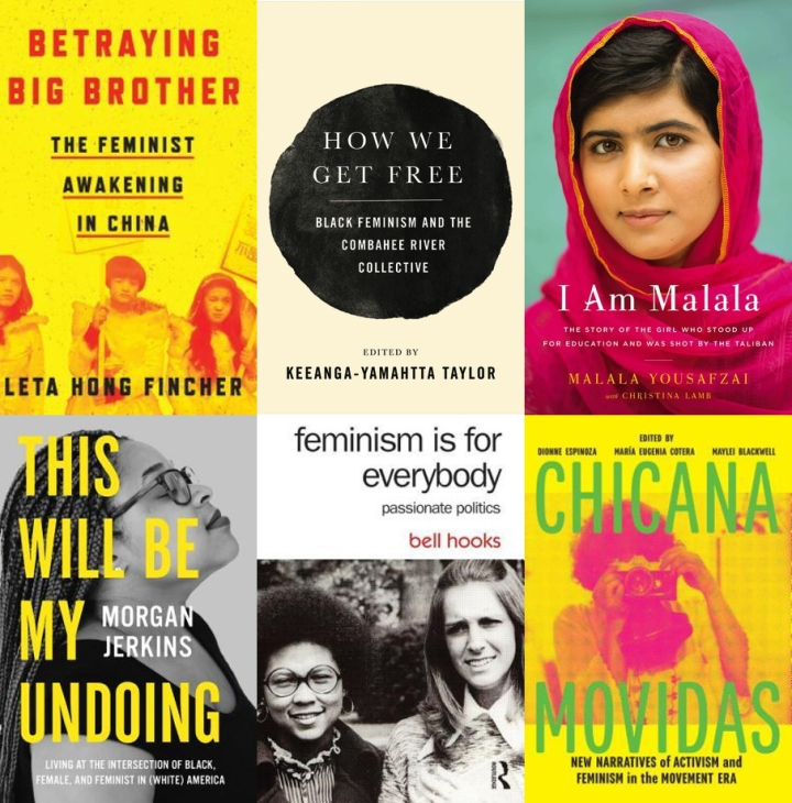 Feminist Friday ↠ Feminist Non-Fiction by POC Authors