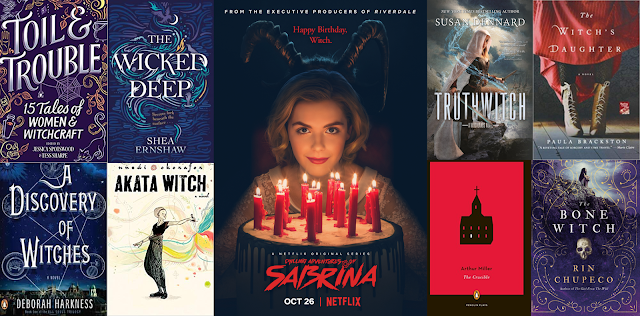 Books to Read After Watching the Chilling Adventures of Sabrina