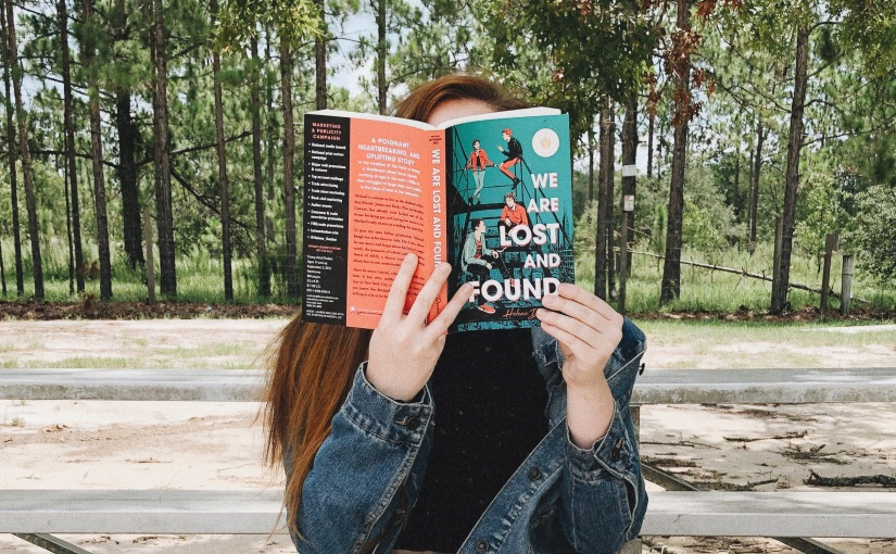 HAPPY RELEASE DAY | We Are Lost & Found
