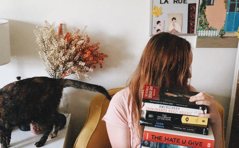 My Impossible Fall TBR🍂