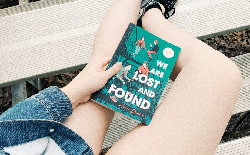 We Are Lost and Found[REVIEW]