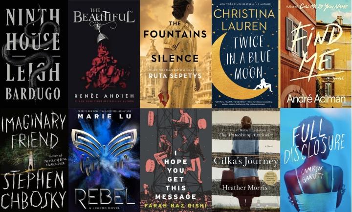 October Book Releases |2019