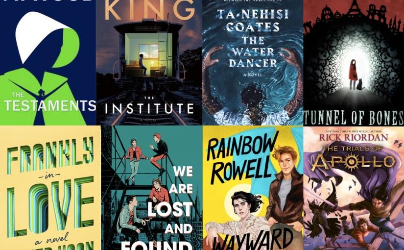 September Book Releases |2019