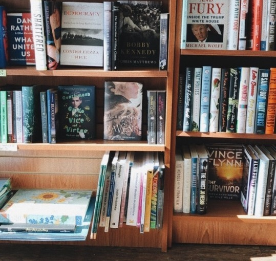 Things Not to Say/Do to YourBookseller