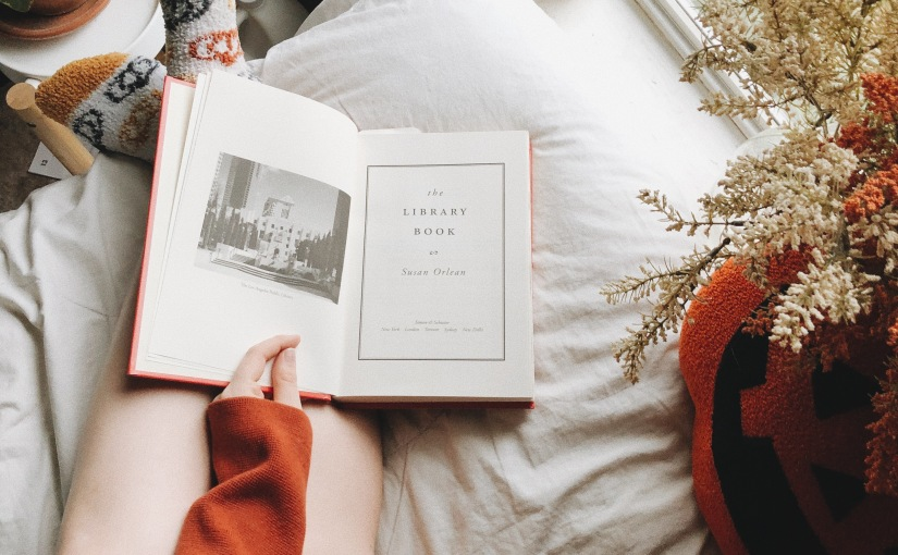 Everything I Read in October | WRAPUP