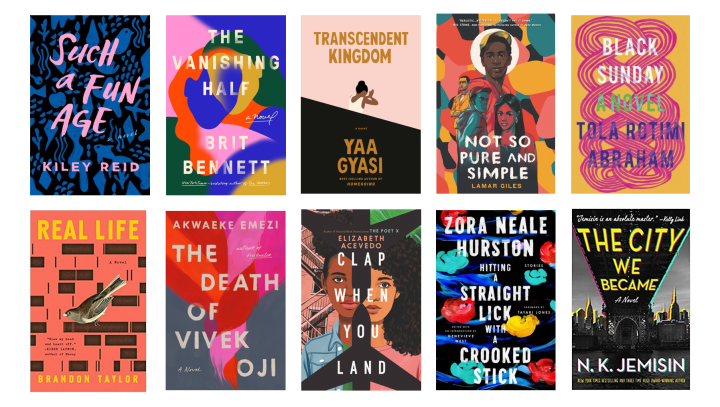 Books by Black Authors Coming Out in 2020
