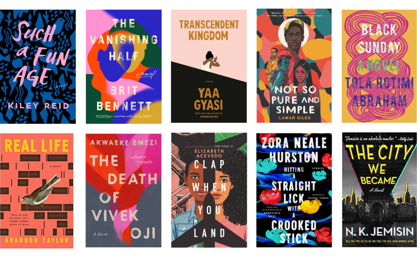Books by Black Authors Coming Out in2020
